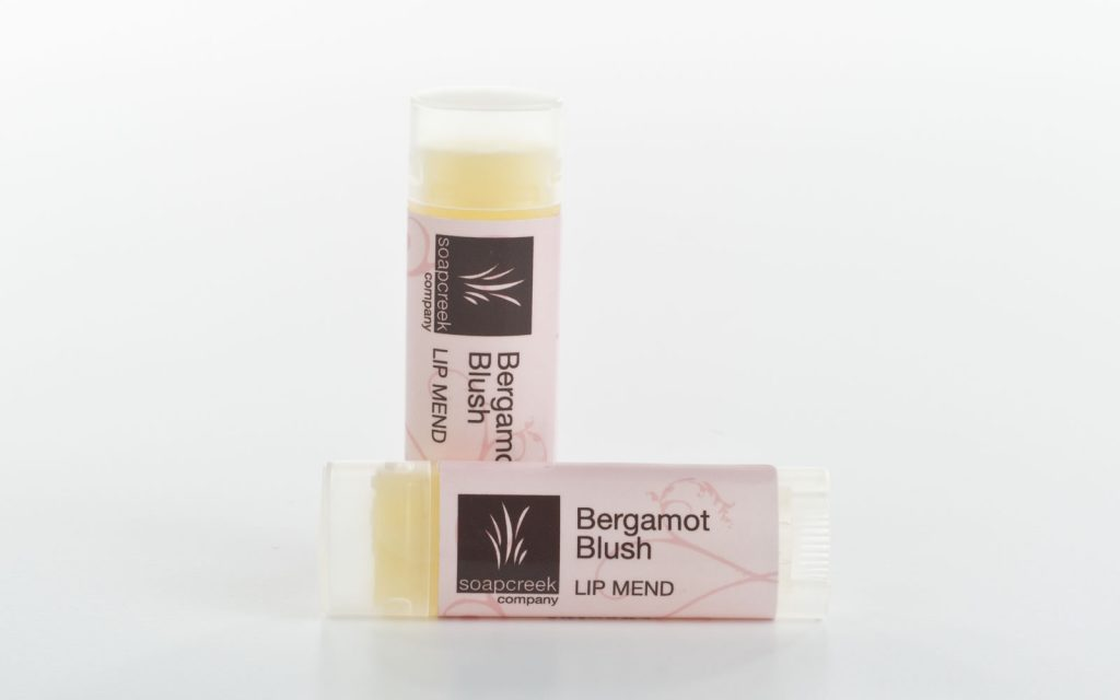 Bergamot Blush Lip Mend