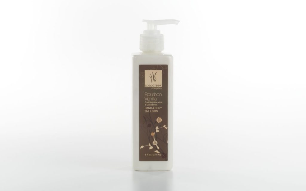 Bourbon Vanilla Hand + Body Emulsion