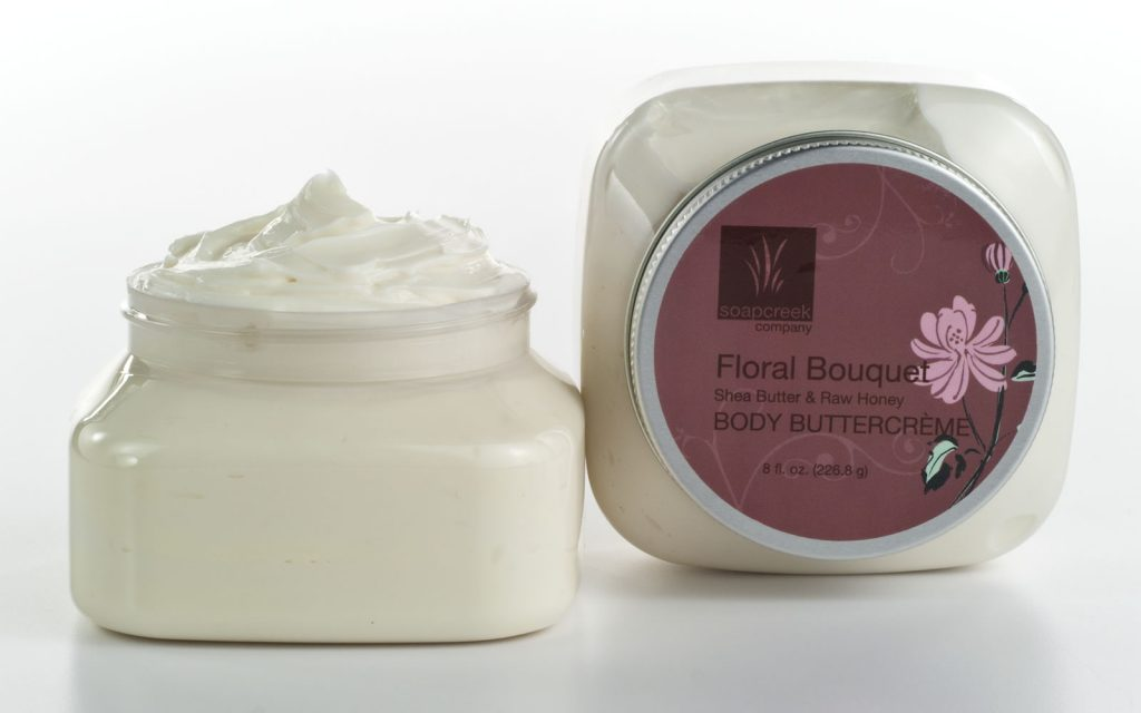 Floral Bouquet Body Buttercreme