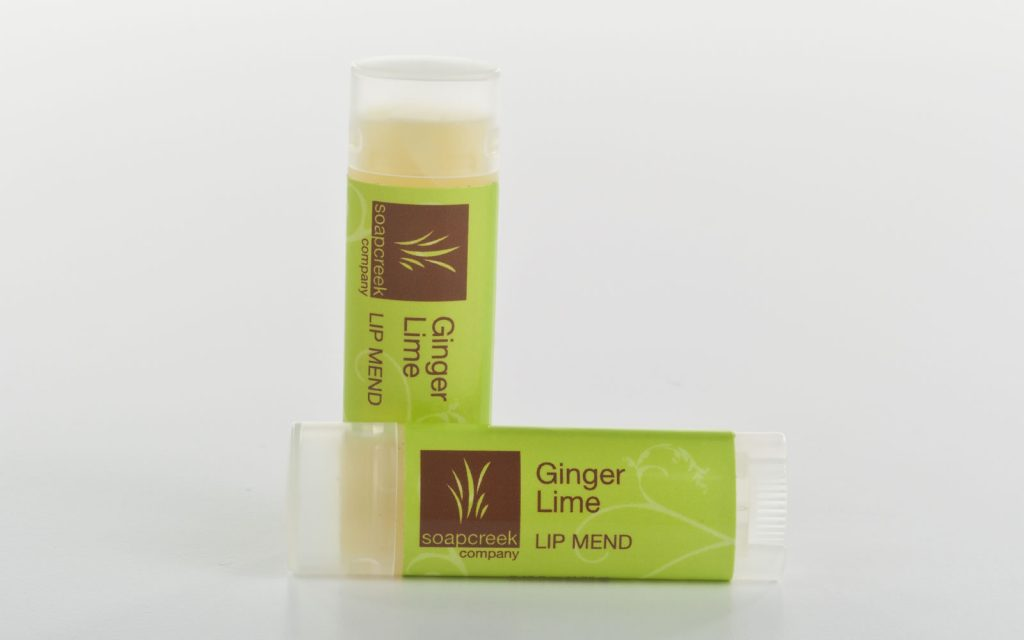 Ginger Lime Lip Mend