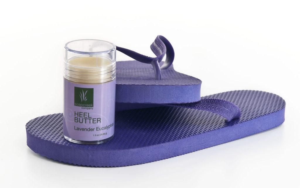 Lavender Eucalyptus Heel Butter