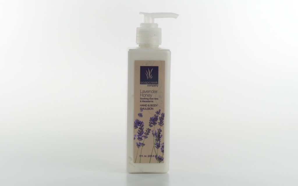 Lavender Honey Hand + Body Emulsion