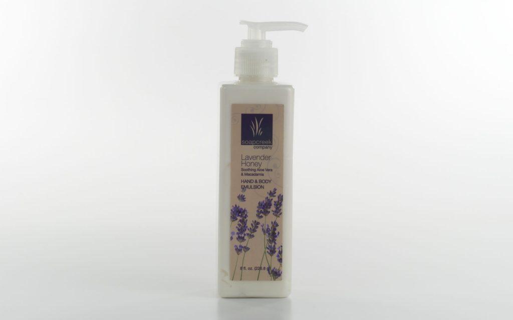 Lavender Honey Hand + Body Emulsion