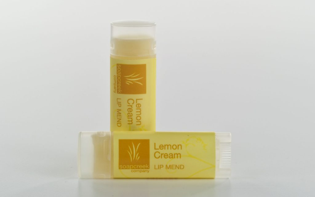 Lemon Cream Lip Mend
