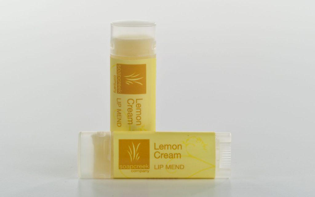 Lemon Cream Lip Mend