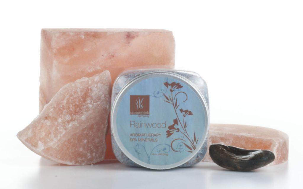 Rainwood Aromatherapy Spa Minerals