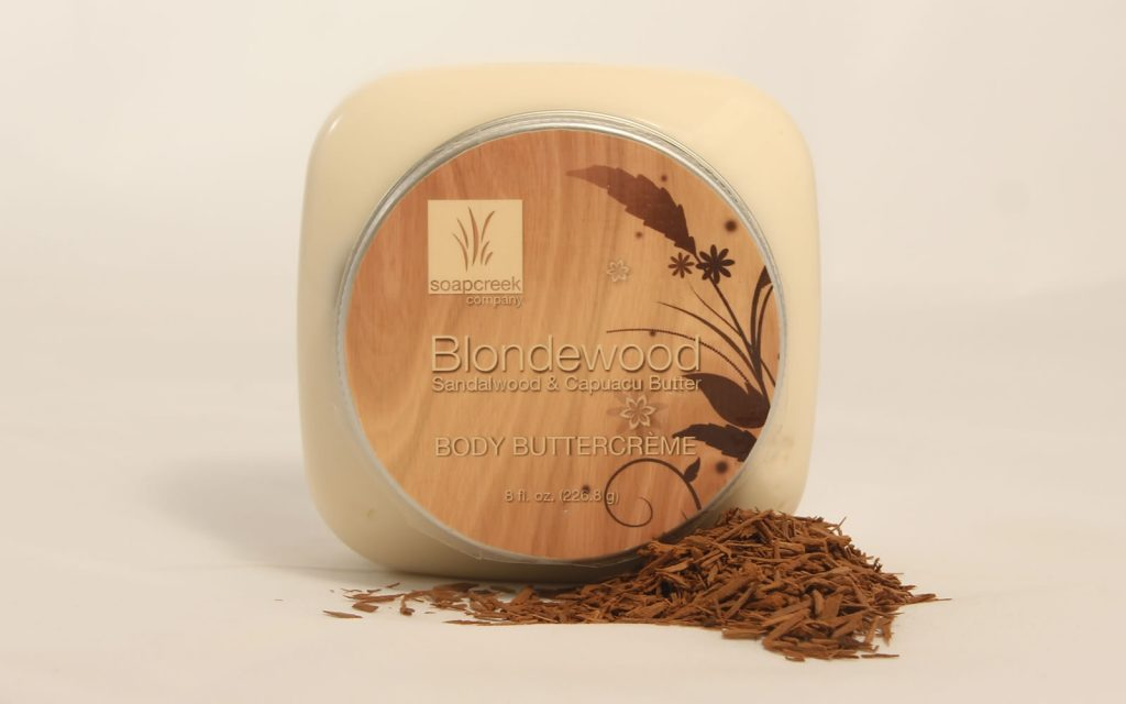 Blondewood Body Buttercreme