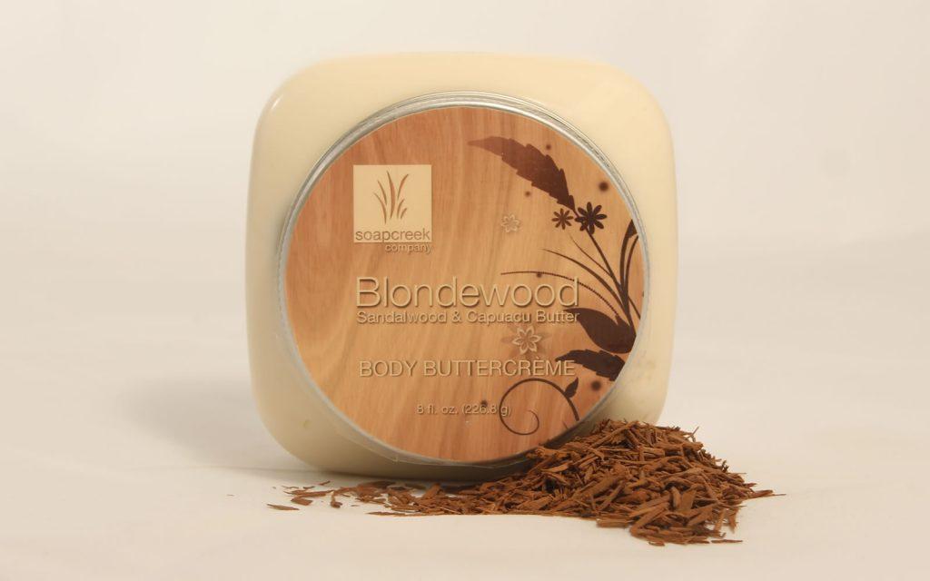 Blondewood Body Buttercreme