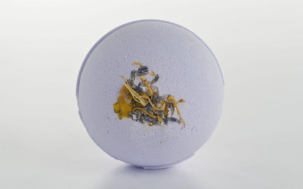 Lavender Butter Bomb