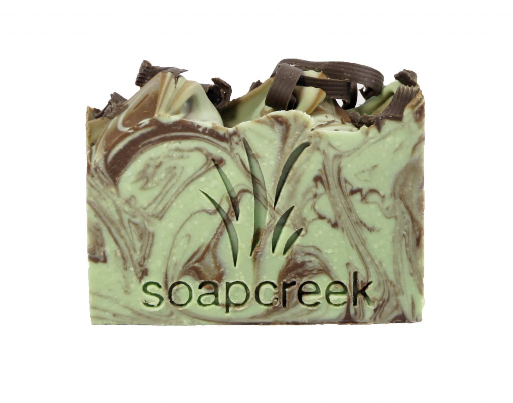 Chocolate Mint Artisan Soap