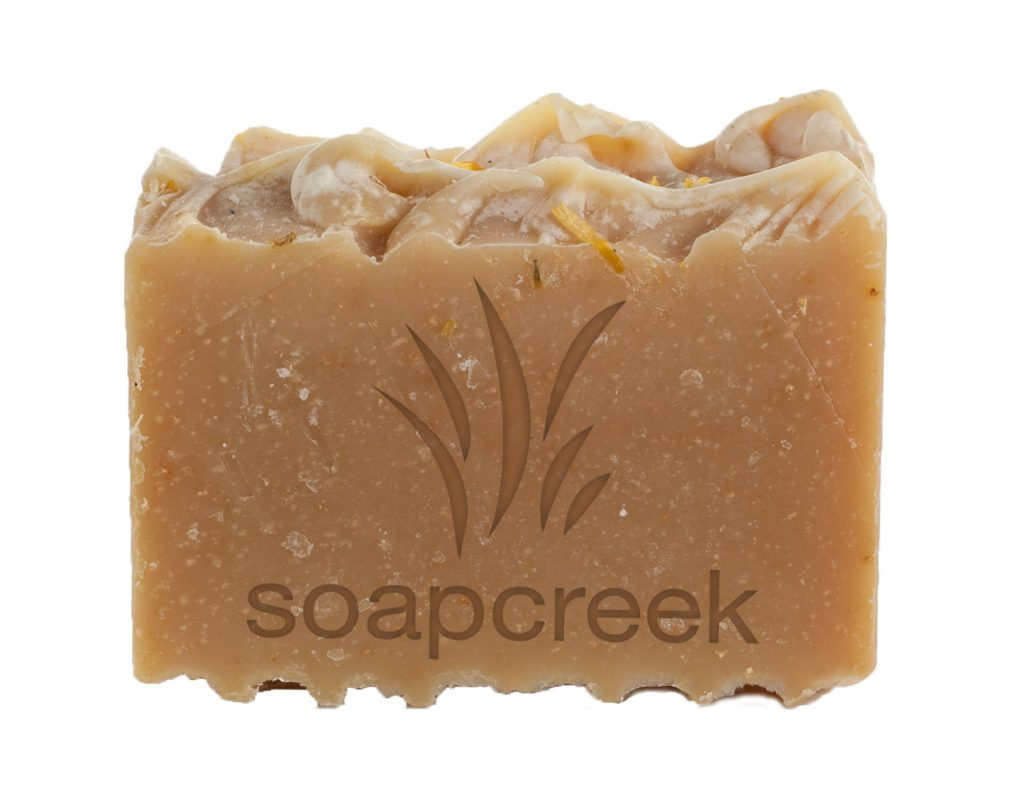 Orange Honey Blossom Artisan Soap