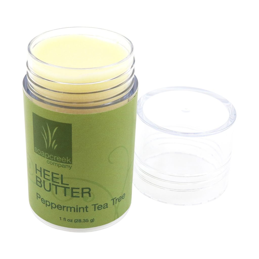 Peppermint Tea Tree Heel Butter